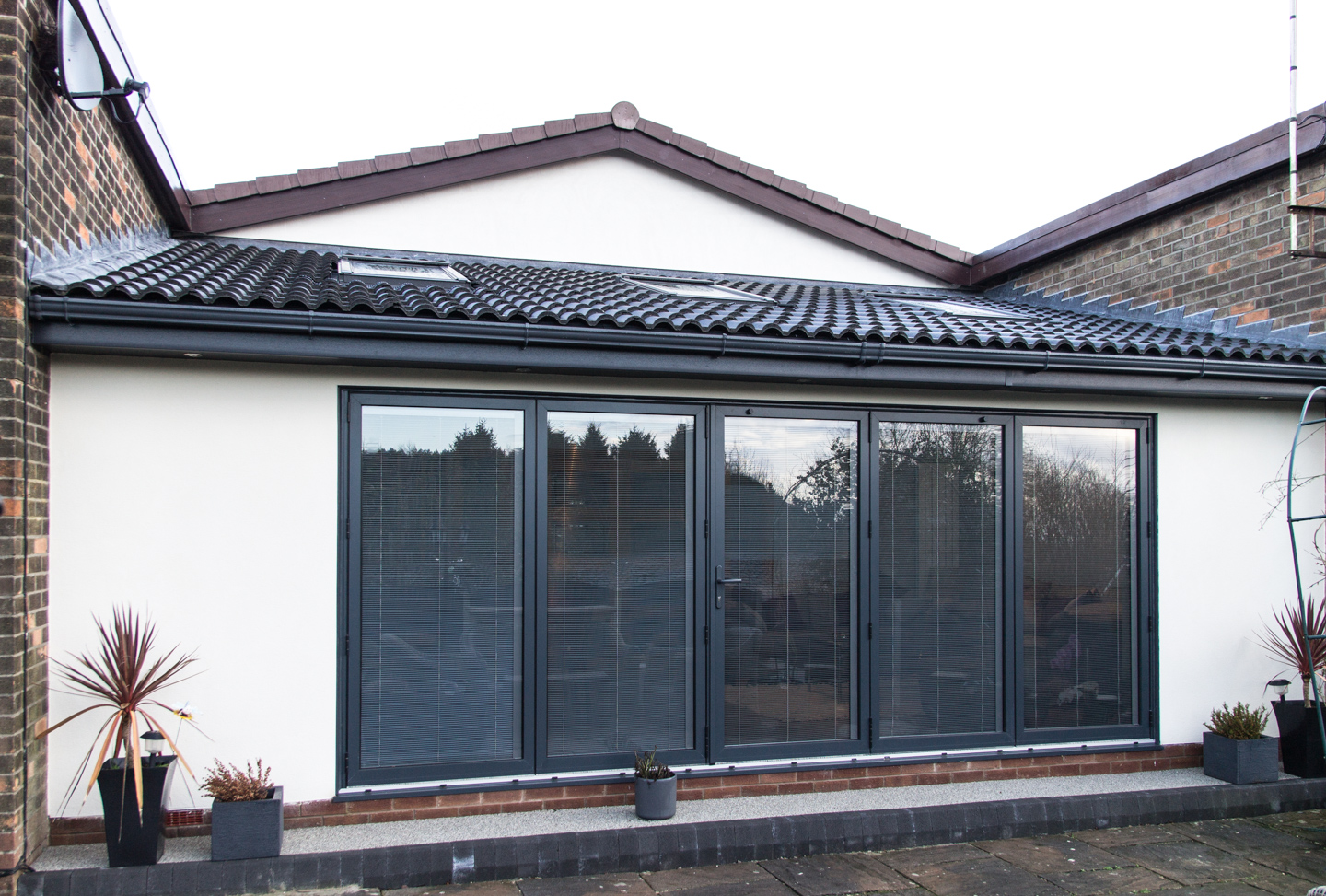 Cool Single Storey Lean To House Extension Royton Portfolio Home Interior And Landscaping Transignezvosmurscom